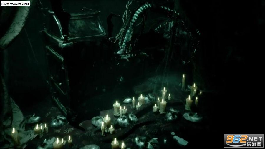 全新第一人称恐怖潜行游戏《邪恶》公布 宣传视频曝光