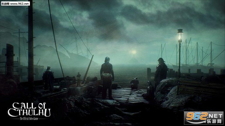 《克苏鲁的呼唤》10月底发售 游戏宣传片曝光