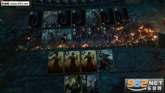 《巫师之昆特牌:王权的陨落》最新预告篇公布