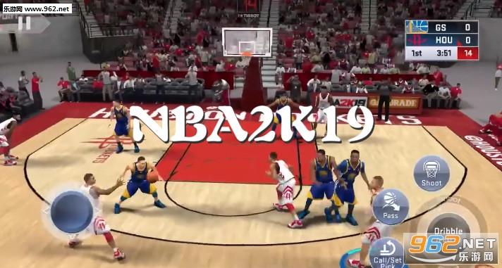 NBA2K19直装版(含数据包)