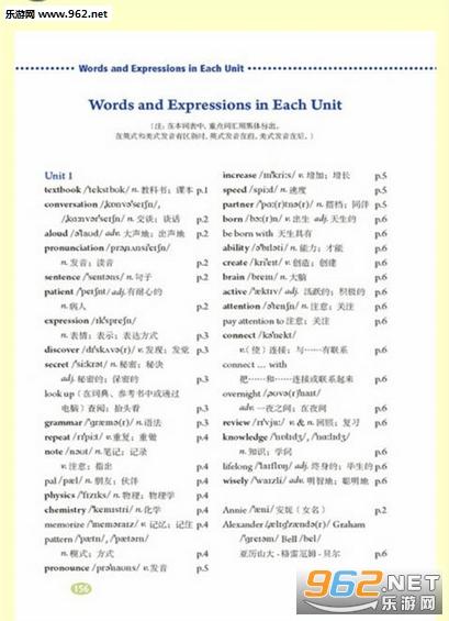 九年级英语全一册安卓版v1.2.2_截图1