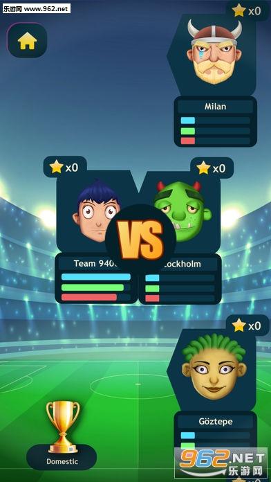 Soccer X官方版v1.0_截图3