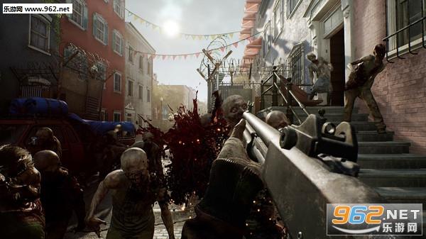 超杀行尸走肉(OVERKILLs The Walking Dead)PC版截图3