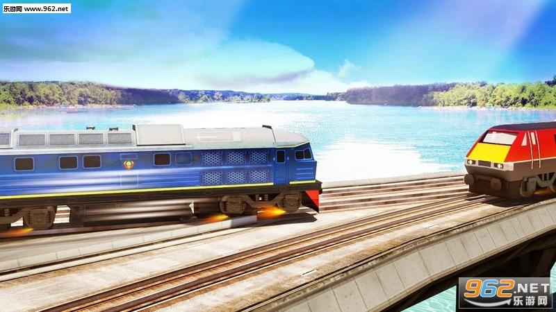 火车驾驶Train Driving Free安卓版v2.4_截图5