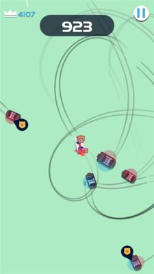 警车追逐战安卓版v1.0截图2