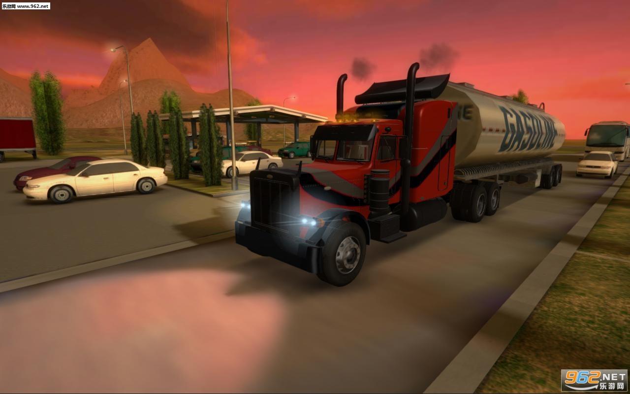 卡车模拟3D安卓版v2.1_截图1