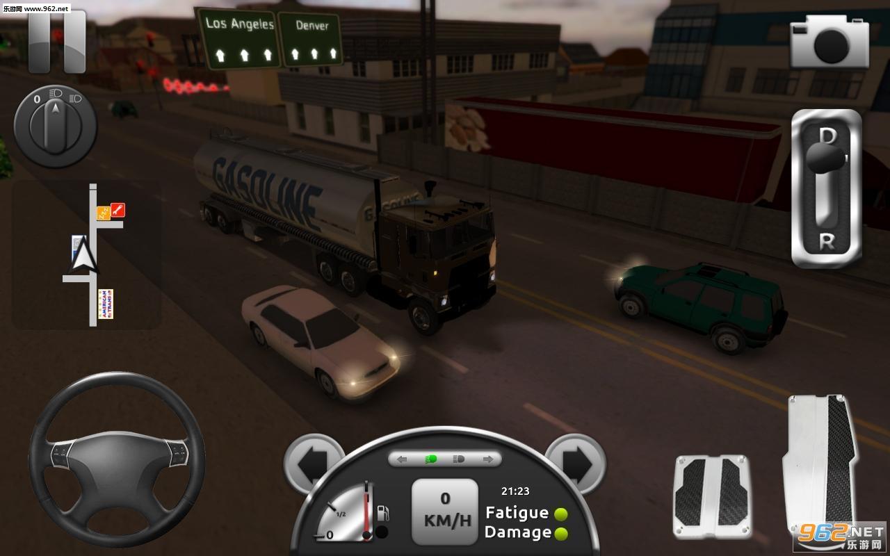卡车模拟3D安卓版v2.1_截图4