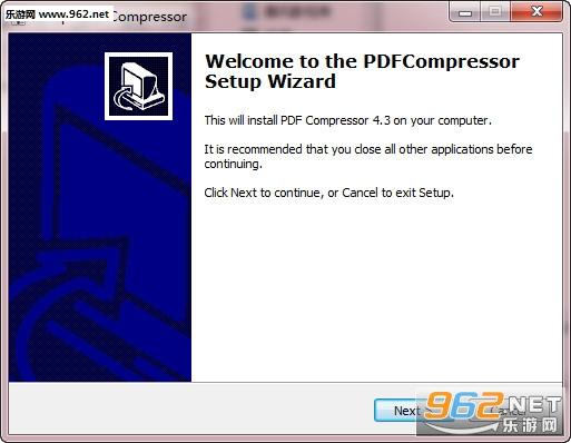 PDF Compressor电脑版_截图0