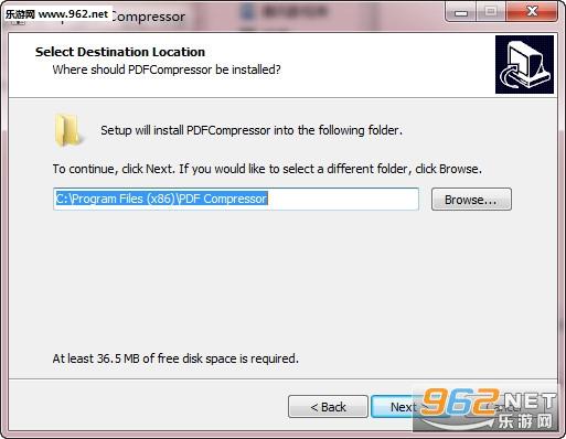 PDF Compressor电脑版_截图1