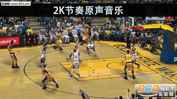NBA2K19直装版(含数据包)v51.0.1_截图0