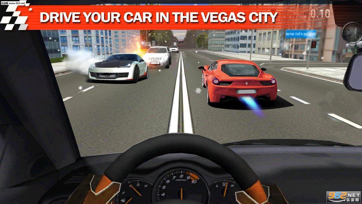 愤怒漂移赛车2安卓版v1.0(Furious Drift Car 2)_截图1