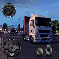 欧洲卡车模拟拖车司机2018官方版