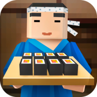 料理模拟器官方版v1.0(Sushi Chef: Cooking Simulator)