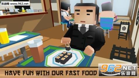 料理模拟器官方版v1.0(Sushi Chef: Cooking Simulator)_截图2