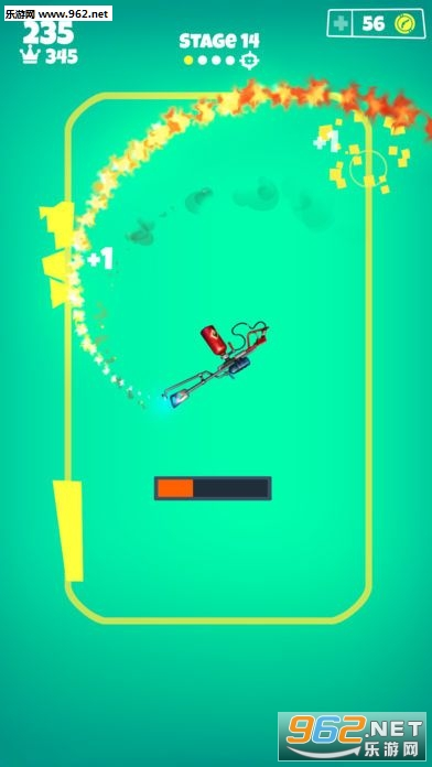 Spinny Gun苹果版v1.0_截图4