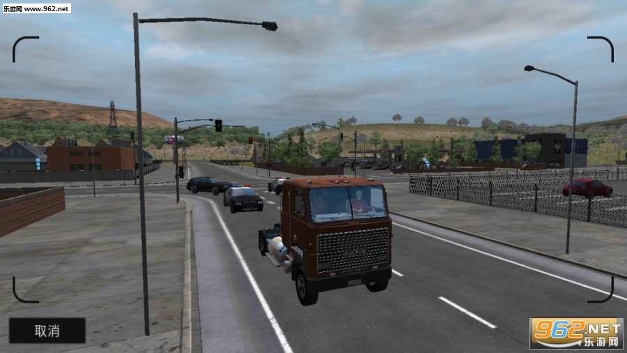 卡车模拟pro2汉化版v1.6 安卓版_截图1