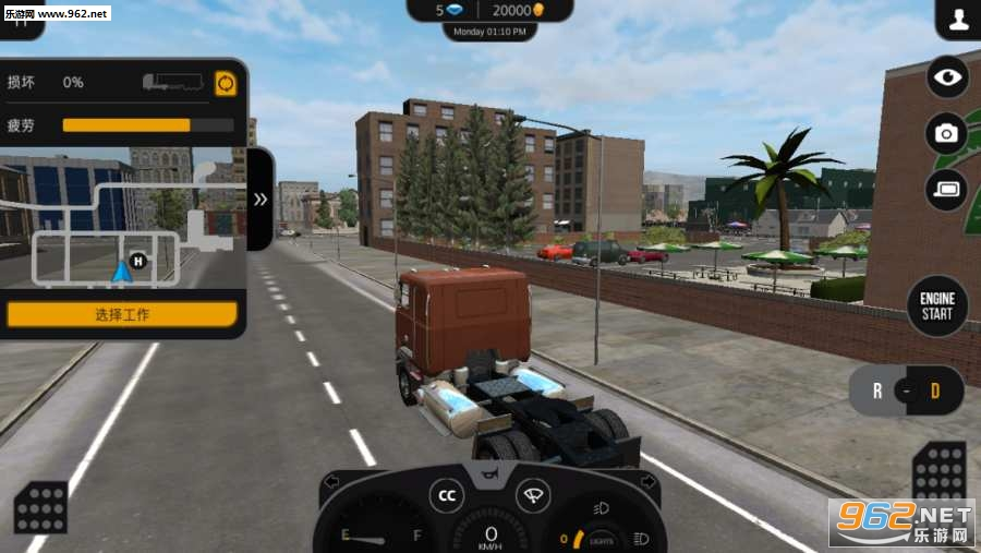 卡车模拟pro2汉化版v1.6 安卓版_截图3