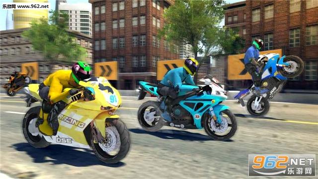 Bike Racing Rider安卓版(摩托赛车手)v1.3截图2