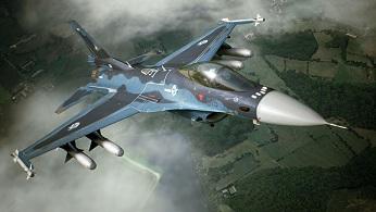 《皇牌空战7:未知空域》新演示视频 战机可自定义