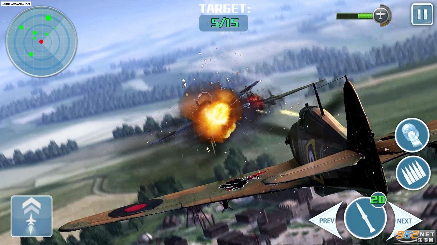 2K19雷霆之战安卓版v1.1.1(2K19 Thunder War)截图2