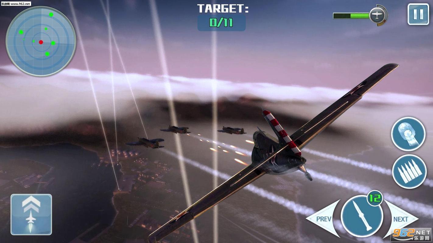 2K19雷霆之战安卓版v1.1.1(2K19 Thunder War)截图3
