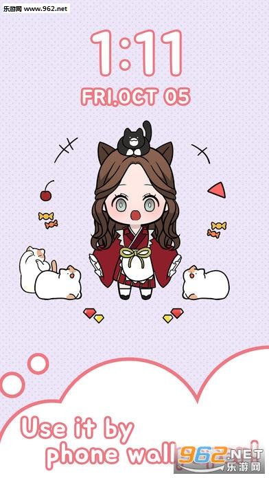 Unnie doll官方版(装扮Unnie娃娃)v3.7.6截图4