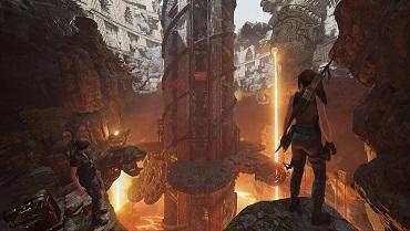 《古墓丽影:暗影》首个DLC熔炉下月发售 7个新冒险