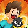 猫与角色扮演史诗塔防御格斗游戏安卓版