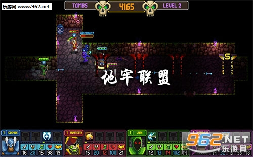Dungeon League游戏下载