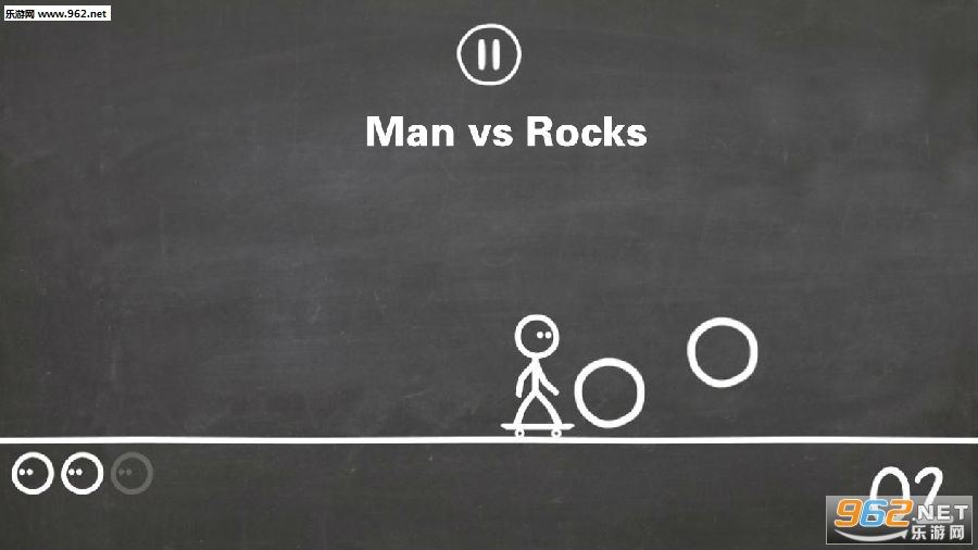 Man vs Rocks安卓版