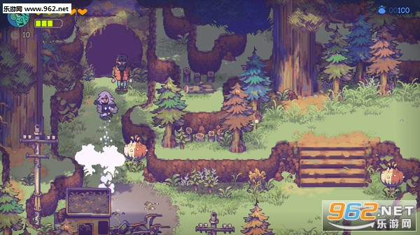 《风来之国》上线steam平台 复古冒险探索游戏