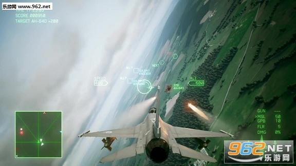 《皇牌空战7:未知空域》最新宣传片 明年1月发售
