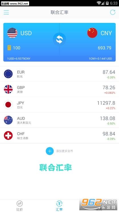 联合汇率app
