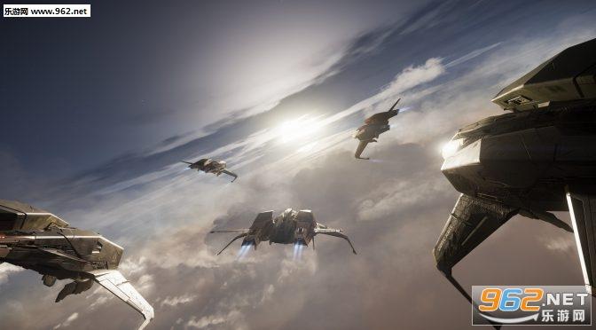 《星际公民》免费试玩正式开始 现在下载登陆2亿大作