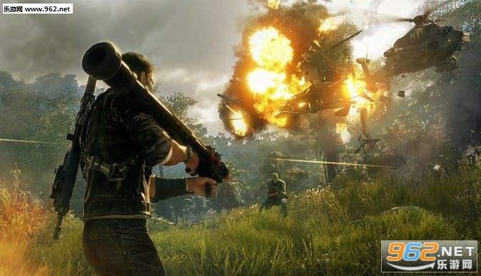 《正当防卫4》新预告视频 新玩法规则预览