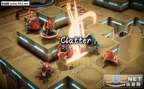 Clatter游戏