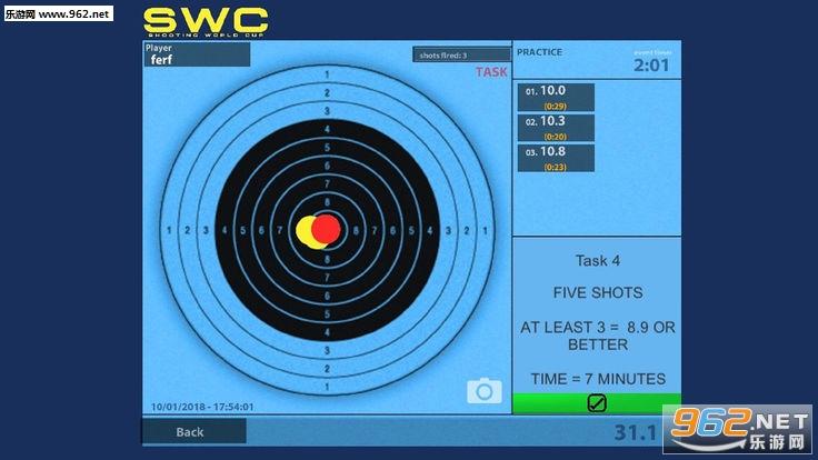 射击厕所步枪官方版v1.0(Shooting World Cup)截图0