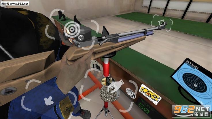 射击厕所步枪官方版v1.0(Shooting World Cup)截图2
