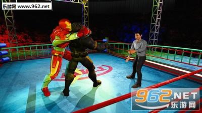 超级英雄摔跤竞技场安卓版v1.1.4_截图1