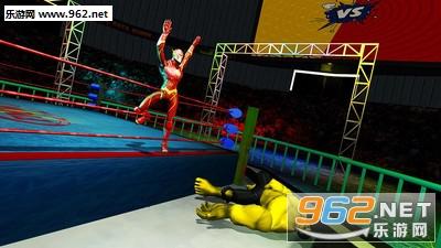 超级英雄摔跤竞技场安卓版v1.1.4_截图3