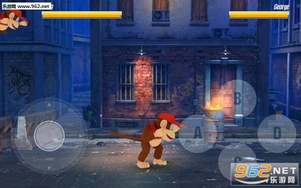 傻瓜鲍勃安卓版v1.0(Donkey Beatem Kong Power)截图0