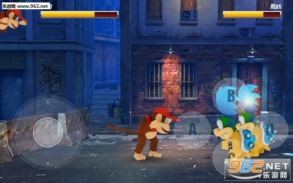 傻瓜鲍勃安卓版v1.0(Donkey Beatem Kong Power)截图1