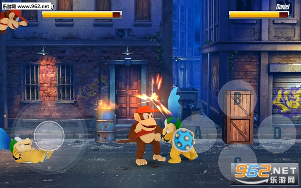 傻瓜鲍勃安卓版v1.0(Donkey Beatem Kong Power)截图3