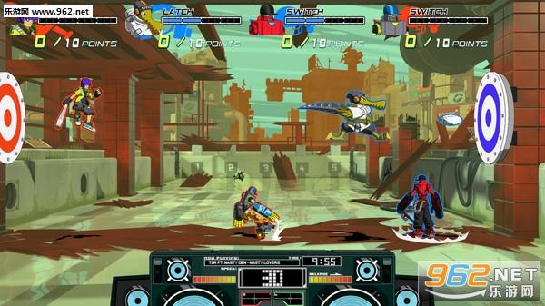 致命联盟:烈火(Lethal League Blaze)Steam联机版截图0