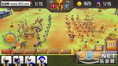火柴人希腊勇士城堡战争安卓版v5.0_截图1