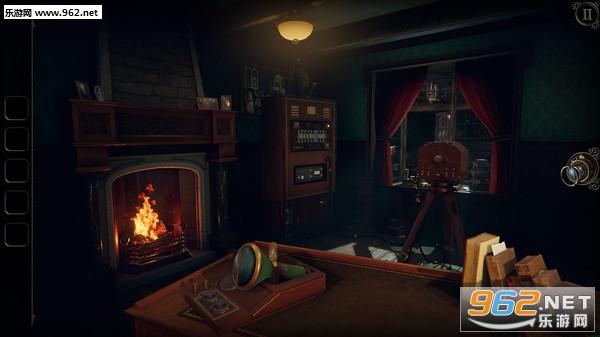 未上锁的房间3(The Room Three)PC版截图0