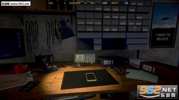 电子设备修理模拟器(ElectriX: Electro Mechanic Simulator)Steam版截图0