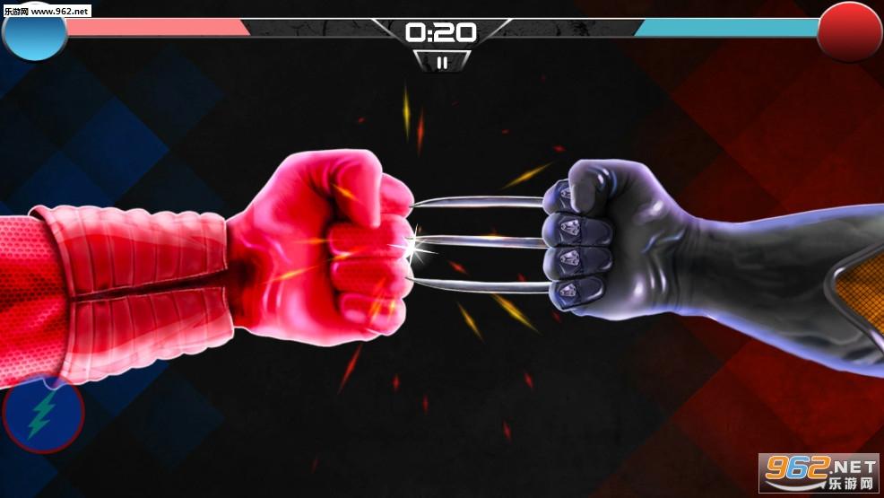 毒液点击器:超级英雄安卓版v1.5_截图3