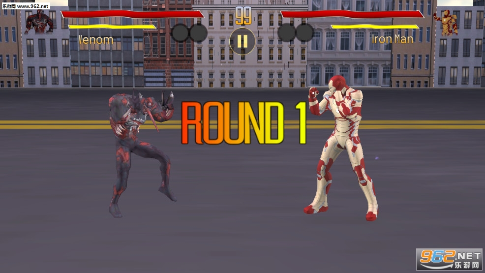 超级英雄毒液:终极蜘蛛战斗安卓版v1.0_截图3