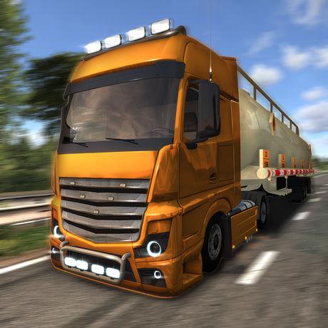 欧洲卡车进化模拟安卓版